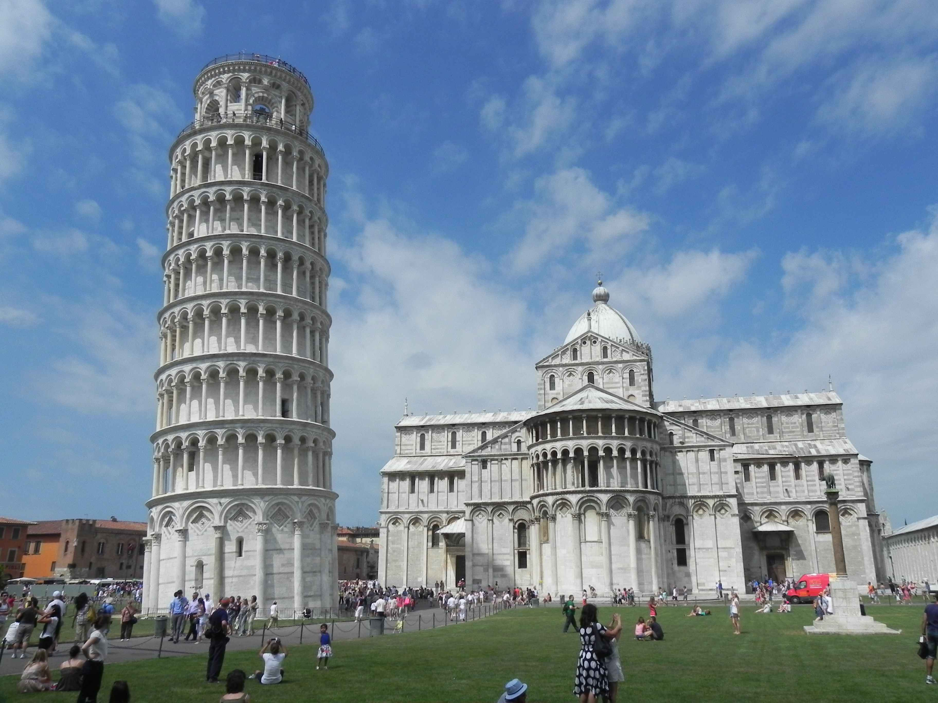 an analysis of the tower of pisa The leaning tower of pisa was built between 1173 and 1360 and began to lean at the beginning of its construction extensive investigations to reveal the causes of the.