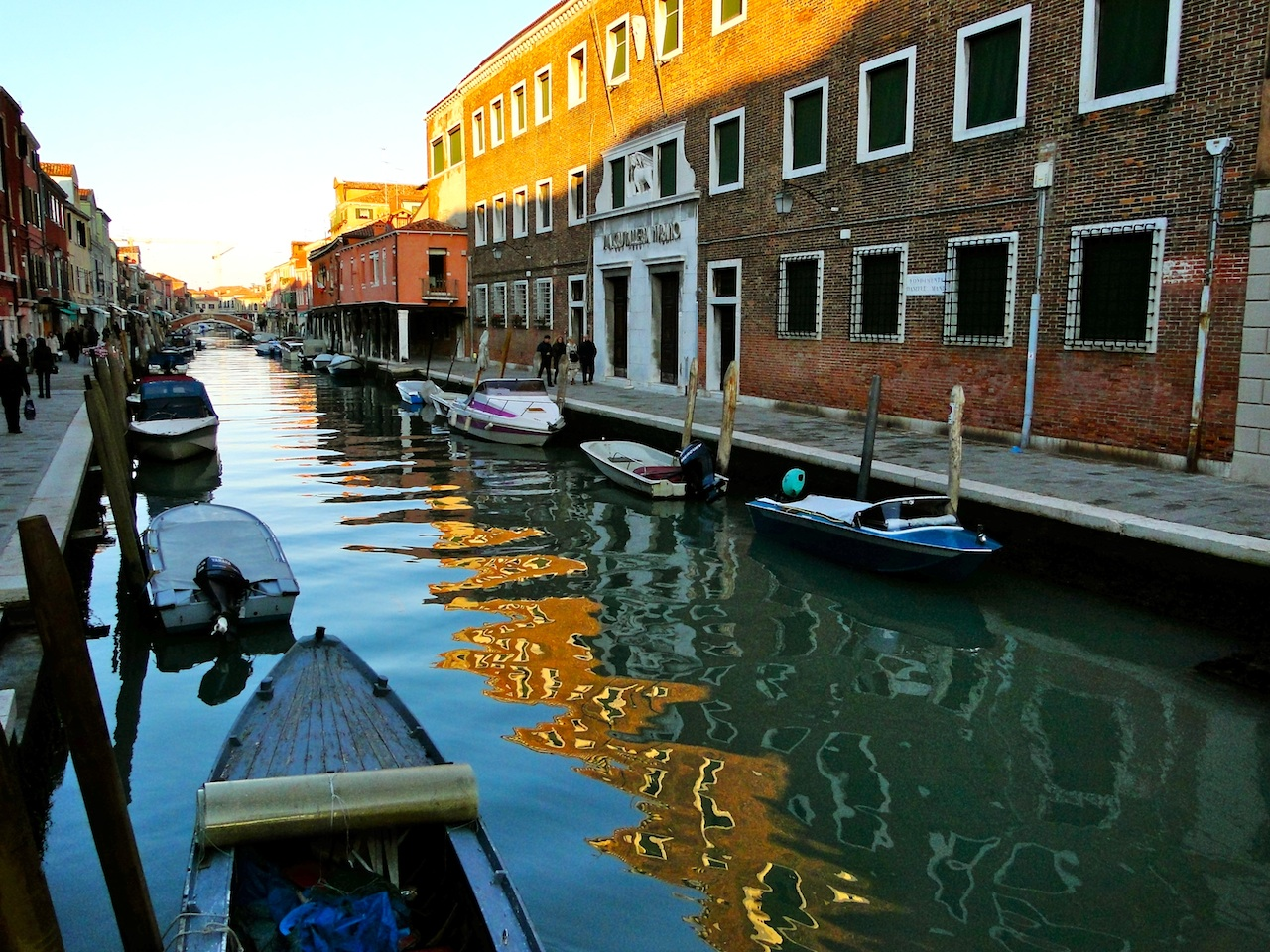 A Side Trip To Murano Srisa